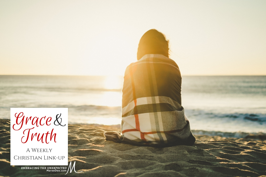 When It Is Difficult to Pray - Grace & Truth Link-Up