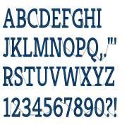 Serif Type