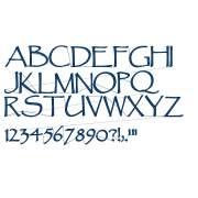 Hand Written Type