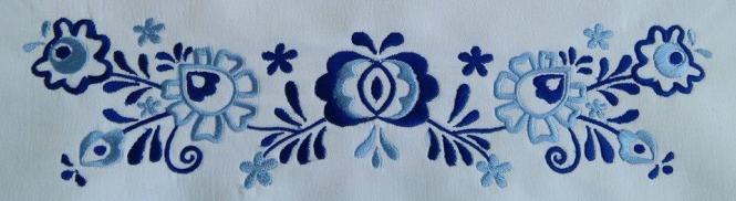 Blue work