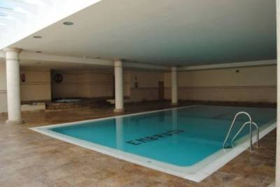 embrujo indoor pool