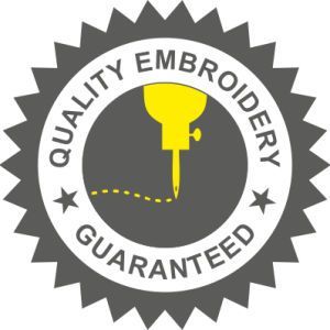 quality embroidery badge award