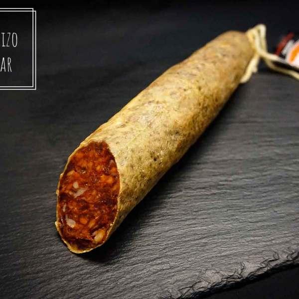 Chorizo Cular Sin Gluten