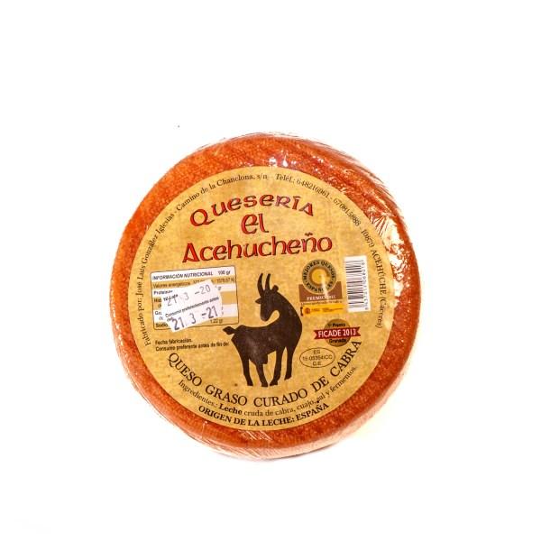 Queso de cabra Acehucheño