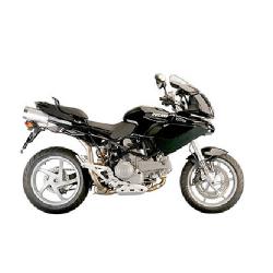 Gamme Damortisseurs Pour Moto De Marque Ducati EMC