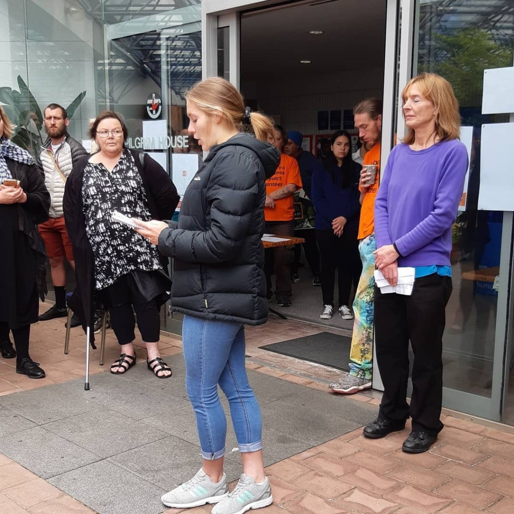 Canberra Homeless Connect 2019 Official Opening