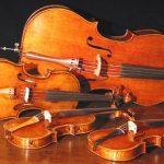 Violon, alto, violoncelle