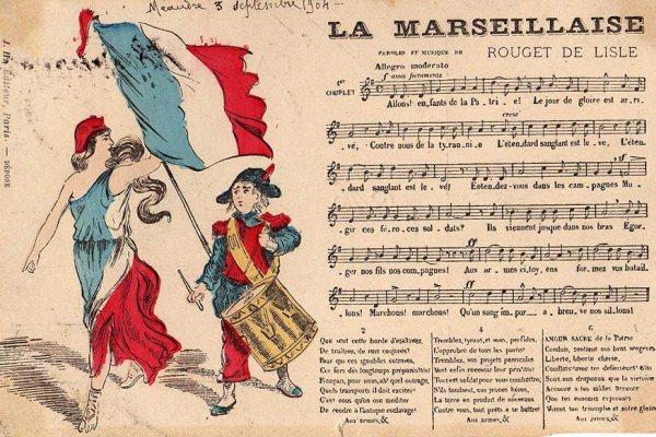 2016 : Année de la Marseillaise