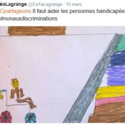 Discrimination CE1A 3 Léo