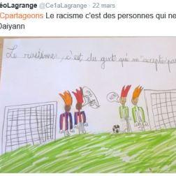 Racisme CE1A Léo 3