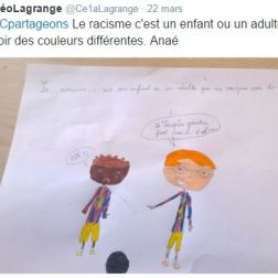 Racisme CE1A Léo