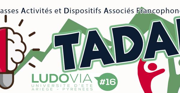 Partageons à Ludovia#16 !