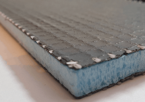 sts tile backer boards thermal