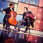 Belem : concert de Kathy Adam et Didier Laloy