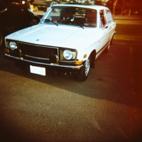 Vintage Vehicle: Lomo