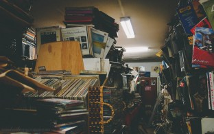 Sea of vinyl