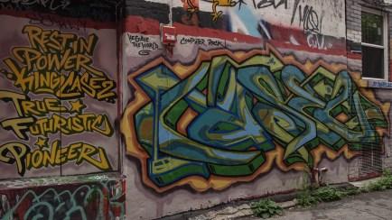 Graffiti Alley 2