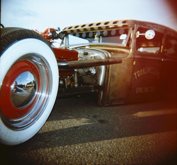 Rusted Low Rider: Lomo