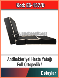 Anti bakteriyel full ortopedik hasta yatağı
