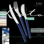 Design Coloured Handle Cutlery