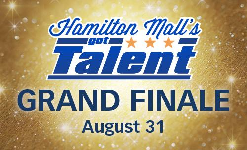 Hamilton Mall's Got Talent Grande Finale