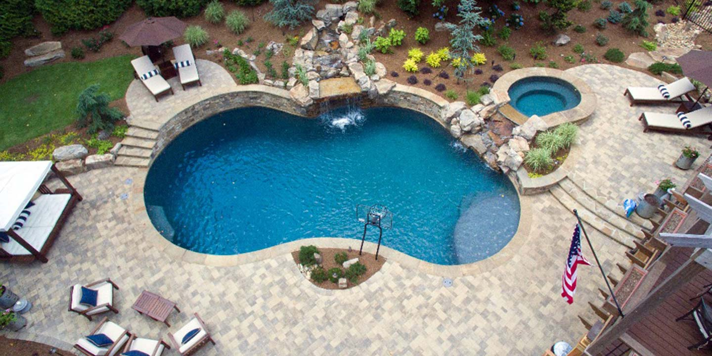 Square Above Ground Pool Deck