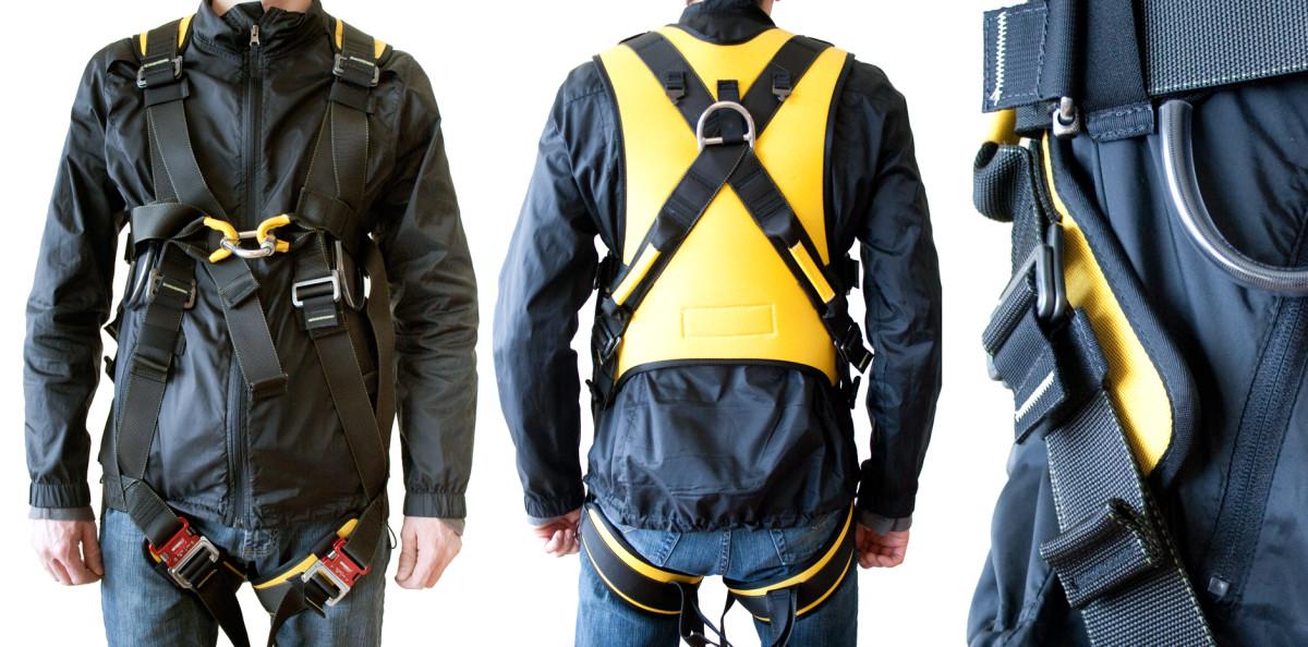Crewman Flight Harness