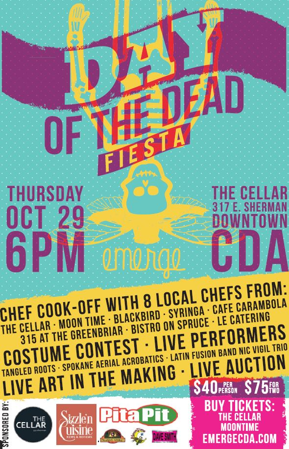 Day of the Dead Fest Poster