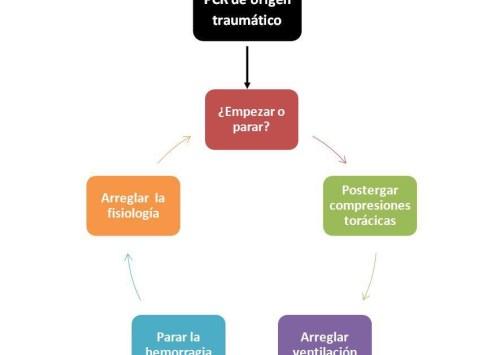 Avances en resucitación del trauma: PCR de origen traumático