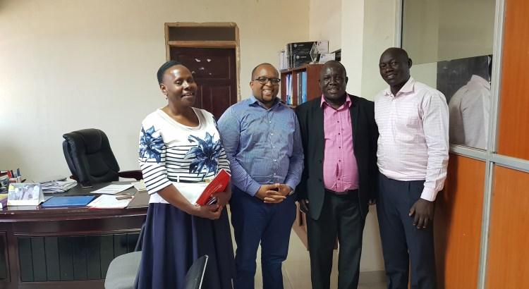 Bungoma County Health Team