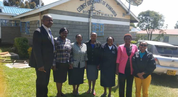 Nyandarua Health Team