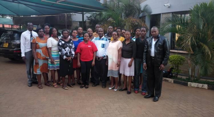 Triage & ECG Training in Nyamira