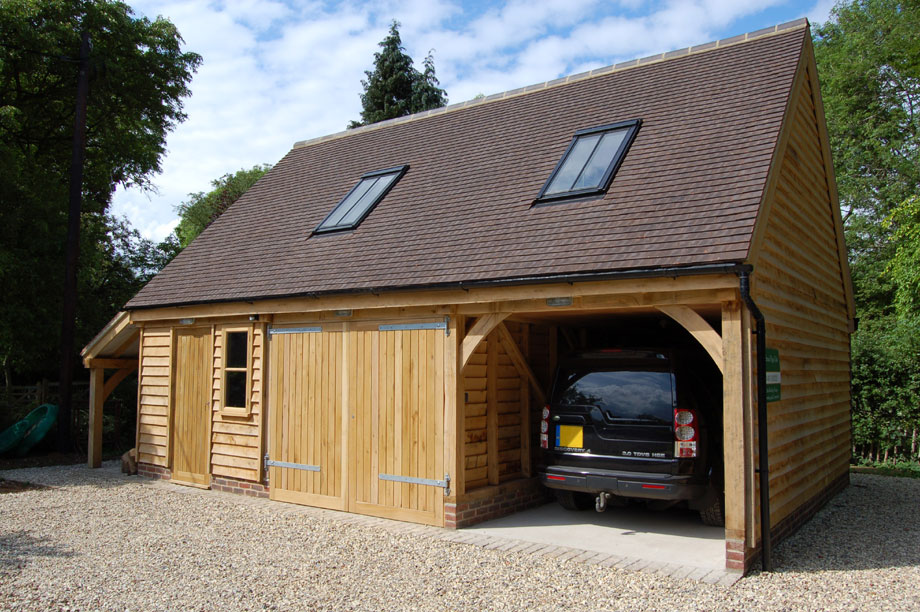 A Timber Garage Could Improve Your Home Garden And Your Moodemergent Village Emergent Village