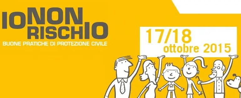 #IononRischio torna nelle piazze il 17 e il 18 novembre