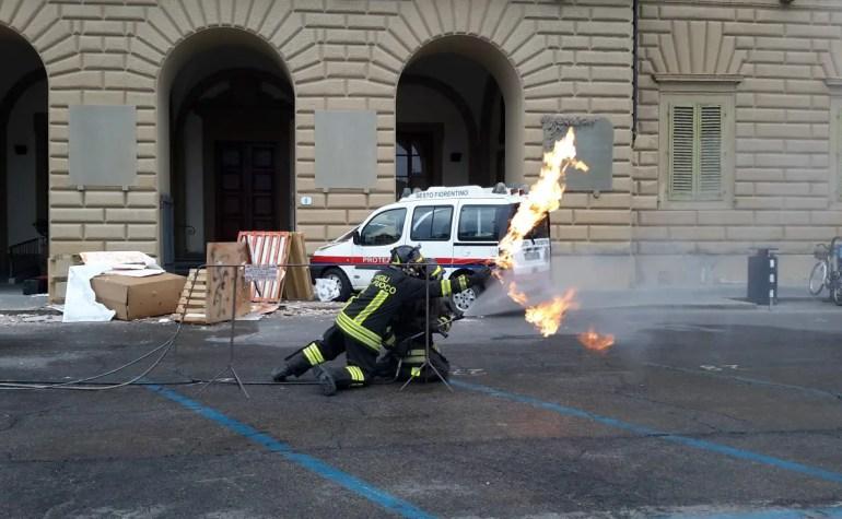 XI Giornata di Protezione Civile a Sesto Fiorentino: tra social network, live e foto 360°