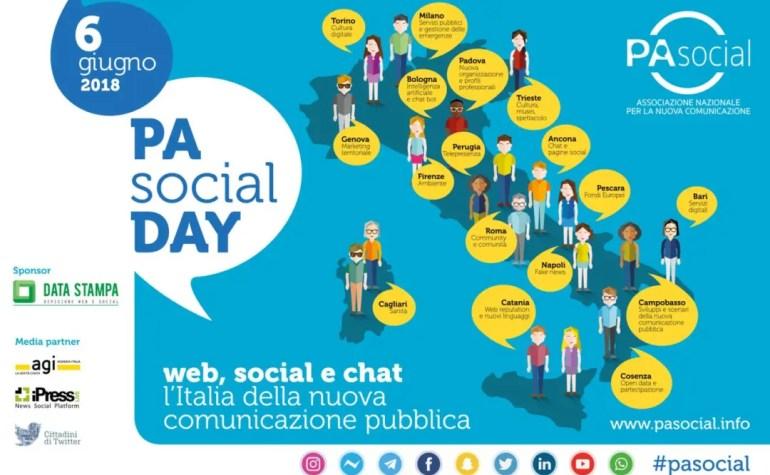 PA Social Day: gli interventi dedicati alla comunicazione in emergenza