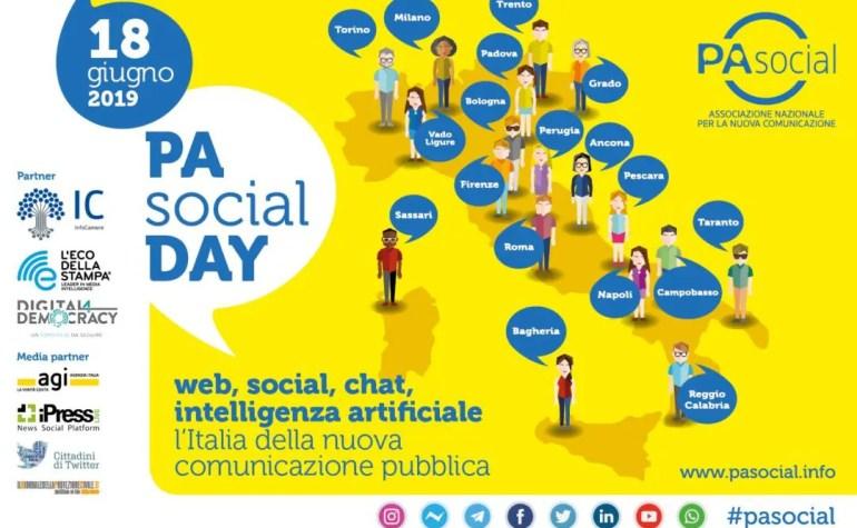 PA Social Day: a Vado Ligure si parla di comunicazione in emergenza