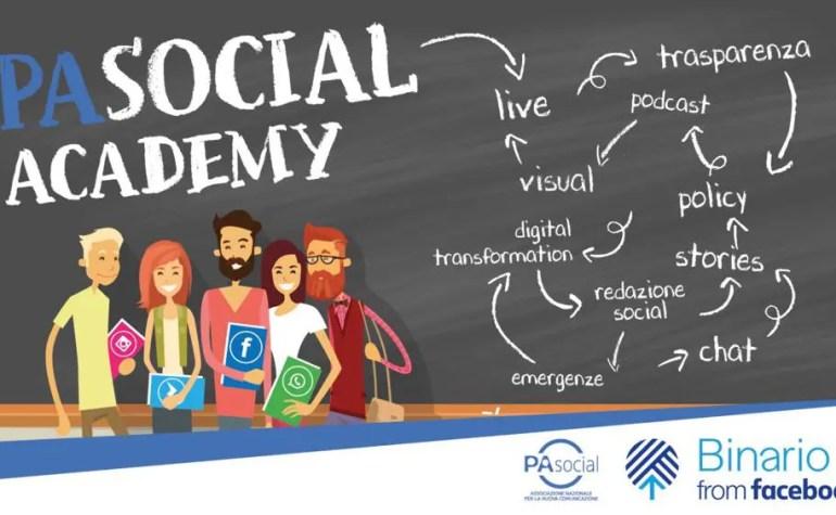 PA Social Academy, martedì 19 novembre laboratorio sulla gestione di crisi ed emergenze social