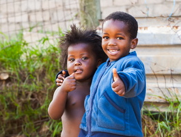 African Boys -- World Bank Health and Nutrition