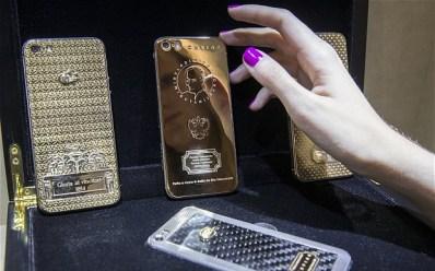 Emerging Market Skeptic - Vladimir Putin iPhone