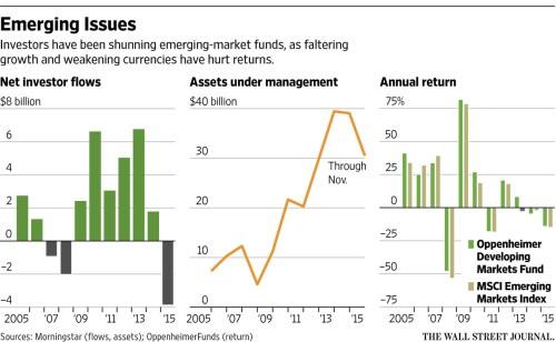 EmergingMarketSkeptic.com - Investors Shun Emerging Market Funds