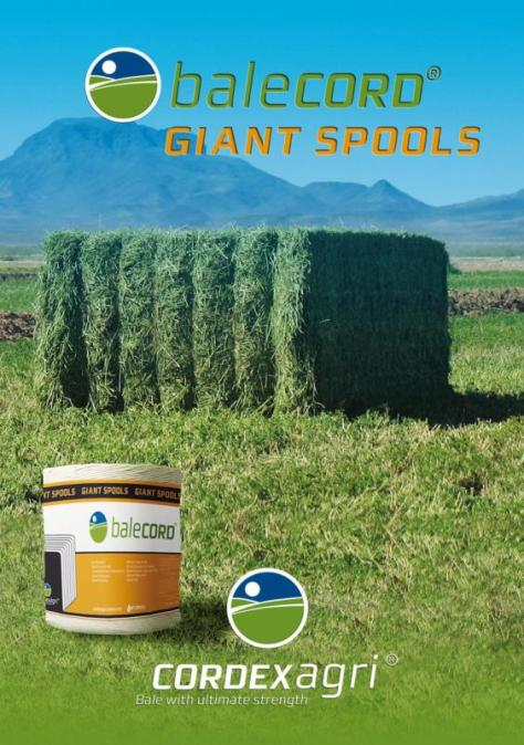 Cordexagri Giant Spools