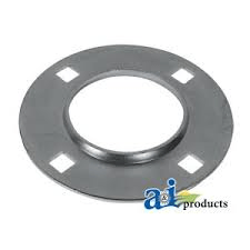 4 Bolt Round Flange Half, Without Grease Zert F480