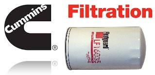 LF16035CS - Fleetguard StrataPore Oil Filter Case