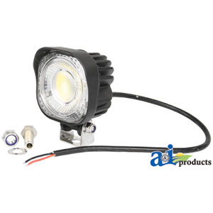 Work Lamp LED Square Flood 2000 Lumens WL525
