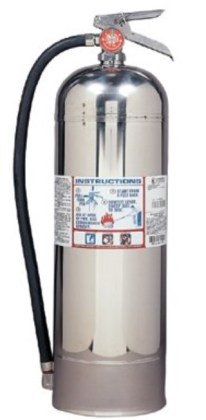 47250000 - 2.5 Gallon Water Fire Extinguisher