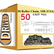 #50 Roller Chain USA 10ft