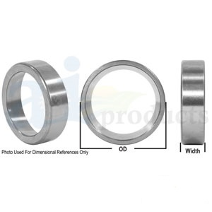 bearing tapered dimensions