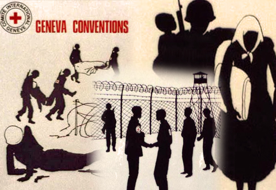 Image result for geneva convention
