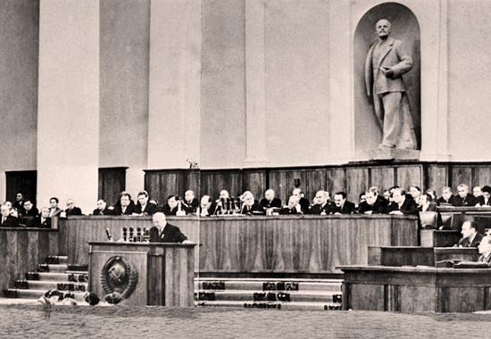 Image result for khrushchev secret speech